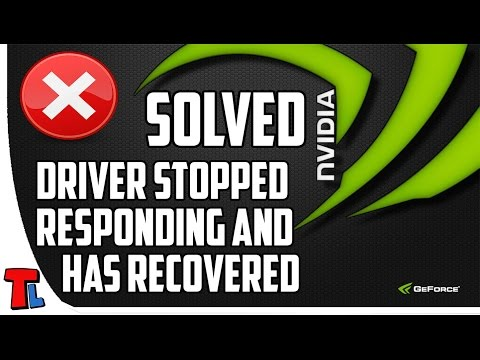 Display driver crash Solved!   Driver Stopped responding and has recovered   GTX 780M   Black screen