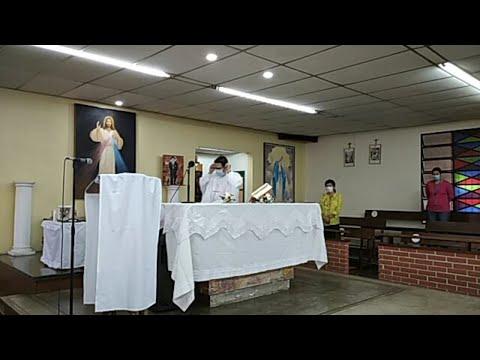 Eucaristía del domingo 22 de noviembre de 2020. Oficiada por el P. Javier Fuenmayor, SJ.