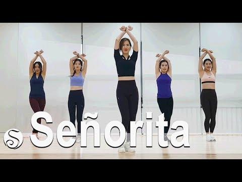 Señorita - Shawn Mendes & Camila Cabello   Dance Diet Workout   댄스다이어트   Zumba   cardio   줌바   홈트