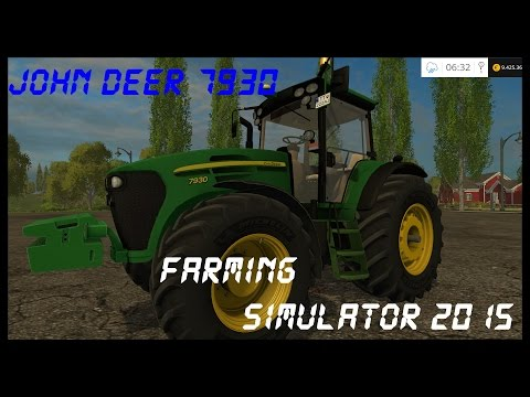 John Deere 7930 AO v1.0