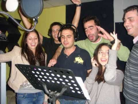 12 days of Christmas - Jordanian Version by Nadim Masri & Friends