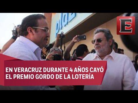 Suegro de Duarte ganó la lotería al menos cuatro veces