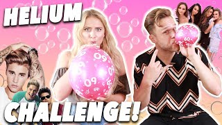 Video MY FIRST COVER FT OLLY MURS!! 😂 ( Hilarious helium challenge! ) MP3, 3GP, MP4, WEBM, AVI, FLV Oktober 2018