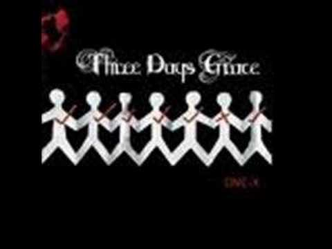 Gone Forever-Three Days Grace
