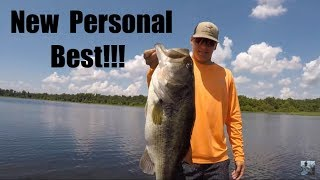 Video Lake Fork Summer Bass Fishing: His Biggest Bass Ever MP3, 3GP, MP4, WEBM, AVI, FLV Agustus 2018