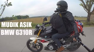 MotoVLog - Mudik Motoran Sendirian Dari Jakarta ke Jogja Pake BMW G310R