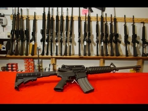 Homeland Security To Purchase 7,000 AR-15's for Personal Defense
