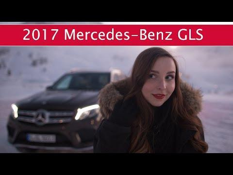 Fahrbericht: 2017 Mercedes-Benz GLS 350d 4Matic im Test