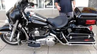 6. 2008 Harley-Davidson Electra Glide Police