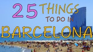 Barcelona Spain  city photo : 25 Things to do in Barcelona, Spain | Top Attractions Travel Guide