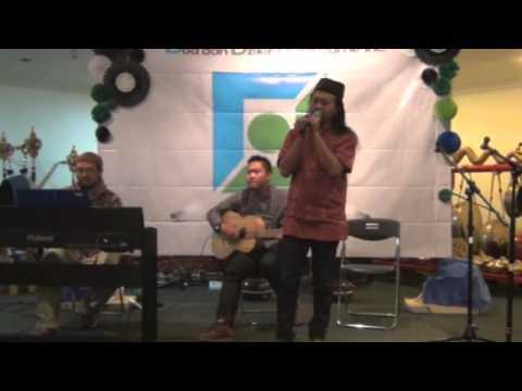 Candra Malik - Hasbunallah, Grand Launching Doa dan Dzikir Melbourne, 2 Maret 2014