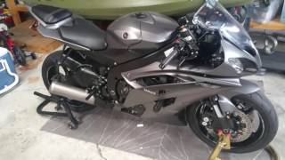 7. 2016 Yamaha R6 8 months review