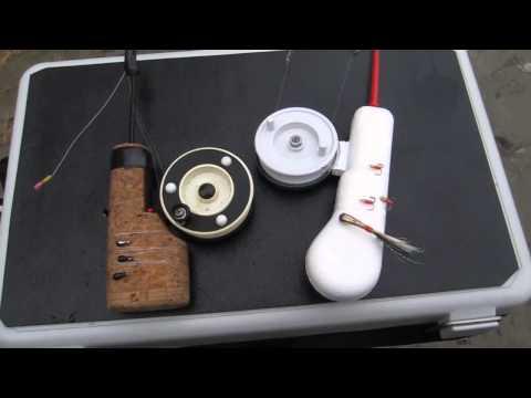 Как сделать гирлянду для зимней рыбалки видео