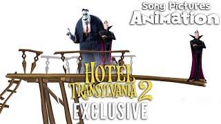Making of Hotel Transylvania 2 Teaser Trailer Part 1/3