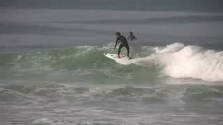 Hossegor France  City new picture : Surfing in Hossegor, France