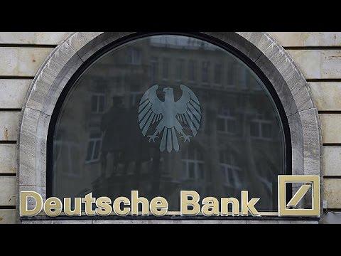 Deutsche Bank: Ανακοίνωσε αύξηση μετοχικού κεφαλαίου – Βυθίστηκε η μετοχή της – economy