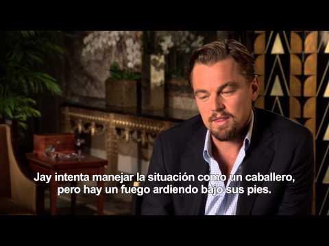 El Gran Gatsby - Entrevista Leonardo DiCaprio HD