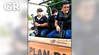 Desata caos 'detención' de hijo de Chapo