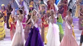 Miss World 2013 Final - Blue 'One Love'