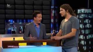 """el mago masin schnupft Kaffeepulver: """"Ich habe aufgehört zu trinken"""" - Comedy Tower"""
