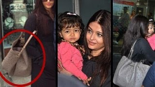 Aishwarya Rai&Aaradhya Bachchan's EXCLUSIVE PHOTO FASHION