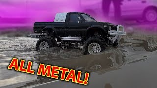 Video All Metal RC Crawler (Almost) 3 Speed? - 4WD / 2WD Testing MP3, 3GP, MP4, WEBM, AVI, FLV Juni 2019
