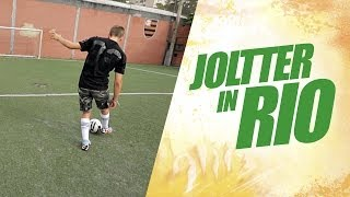 Video Adidas Smart Ball test, Zico and fresh haircut - Joltter in Rio MP3, 3GP, MP4, WEBM, AVI, FLV Juli 2018