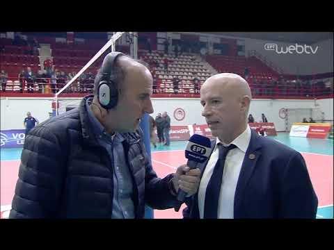 Μουνιόθ: «Ήταν αμφίρροπο ματς, πάμε για το Κύπελλο» | 06/03/2020 | ΕΡΤ
