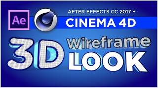 In this Cinema 4D & After Effects CC 2017 Tutorial, learn how to create 3D wireframe animations, beginning with Cinema 4D R18 and adding effects in After Effects. By using this technique you can create the 3d wireframe look seen in film and on TV, and create your own 3D object animations with Cinema 4D and After Effects. This technique also utilizes new techniques for After Effects CC 2017 as well as working with Cinema 4D R18 Studio. This After Effects CC 2017 tutorial is also a great stepping stone to get into 3D animation and motion graphics for After Effects users.Be sure to check out the new product, 360° Environment Maps Pro for After Effects, Cinema 4D Lite, and Element 3D in the online store:  http://www.motiontutorials.net/store/Check it out for Cinema 4D / C4D Lite:  http://tiny.cc/bqmbcyCheck it out for Element 3D for AE:  http://tiny.cc/1qmbcyBe sure to check out ArtbeatsEXPRESS, where you can create a free account and get access to professional stock media:http://www.artbeats.com/artbeatsexpresssft5Intro music Created by Osevera: www.SoundCloud.com/OseveraLearn about other new features in Creative Cloud 2017:Live Text Templates in After Effects & Premiere Pro CC 2017: http://tiny.cc/34fzgy3D Movie TItles in After Effects CC 2017:https://www.youtube.com/watch?v=MyocXa4q8hk&index=54&list=PLI6dwvxAr1-nvdqoy1i2kHDBJd6kO_yqBLike this tutorial? Consider becoming a Patron at Patreon.com/SeanFrangella to get additional benefits such as project files and more! Be sure to check out http://www.MotionTutorials.net for weekly tutorials on Cinema 4D, After Effects, Element 3D, Adobe Fuse and other cool motion graphics apps! This After Effects CC 2017  tutorial also covers 3D animation tips and tricks for the Cinema 4D Renderer.To get weekly Cinema 4D, Element 3D, After Effects, Motion Graphics, VFX, and 3D animation tutorials be sure to subscribe!http://www.youtube.com/subscription_center?add_user=SEANFRANGELLA Check out the Top 5 Features of Element 3D V2 for After Effects!http://tinyurl.com/p3g4nwqLearn about the Top 5 After Effects Expressions:http://tiny.cc/unbzgyCheck out the Top 5 Tips for creating Camera Animation in After Effects:http://tiny.cc/5nbzgy