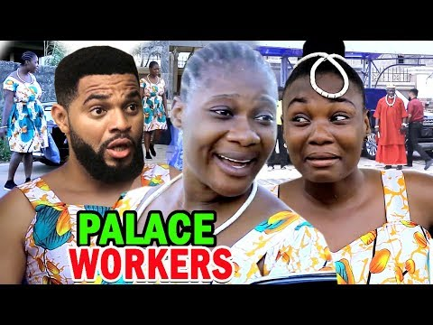 Palace Workers COMPLETE Season 5&6 - NEW MOVIE' Mercy Johnson Latest Nigerian Nollywood Movie