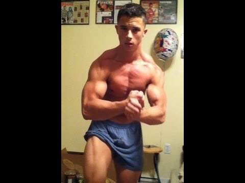 Nick Wright Progress – 21 Years Old – Natural Bodybuilding