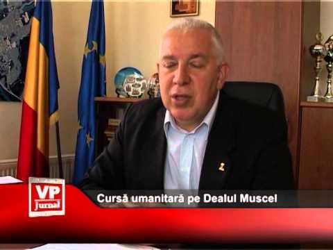 Cursa umanitara pe Dealul Muscel
