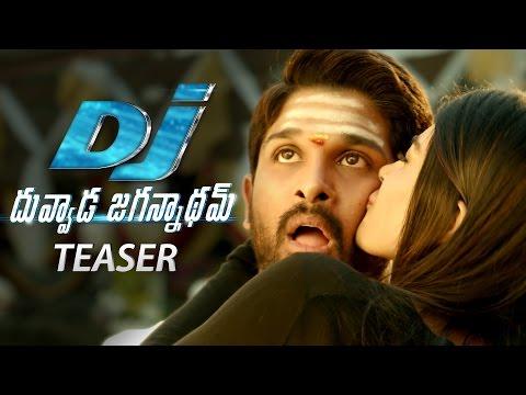DJ Duvvada Jagannadham Teaser