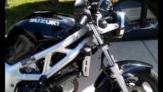 8. 2002 sv650 beginners bike,