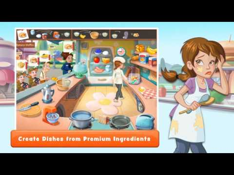 Video of Kitchen Scramble