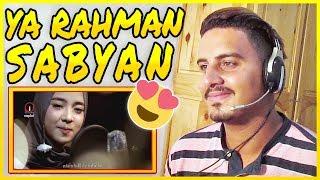 Video ROHMAN YA ROHMAN COVER BY SABYAN REACTION MP3, 3GP, MP4, WEBM, AVI, FLV Maret 2019