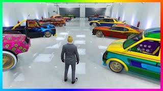 TOP 5 Benny's Customs DLC Cars & Vehicles In GTA Online! (GTA ...