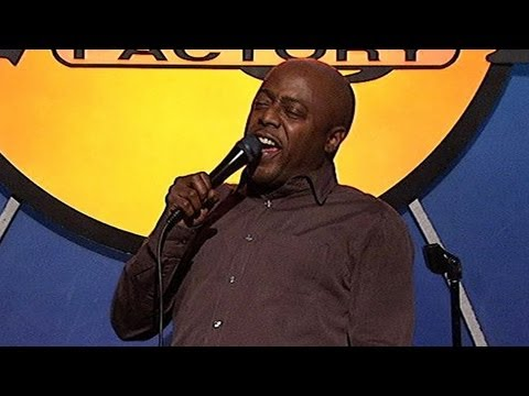 Donnell Rawlings - TITF & Tiger Woods