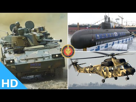 Indian Defence Updates : Korea Offers KSS-III Under P-75I,Twin BrahMos Tested,1770 K-21 FICV Project