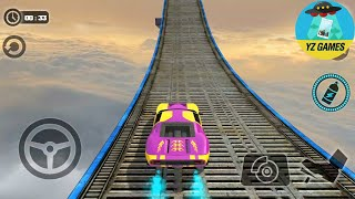 Impossible Stunt Car Tracks 3D | Car Simulator 2019 Android GamePlay FHD