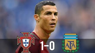 Video Portugal vs Argentina 1-0 - All Goals & Extended Highlights - Friendly 18/11/2014 HD MP3, 3GP, MP4, WEBM, AVI, FLV Agustus 2018