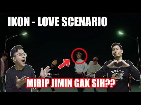 Video ( MIRIP JIMIN??!! ) IKON - LOVE SCENARIO MV REACTION download in MP3, 3GP, MP4, WEBM, AVI, FLV January 2017