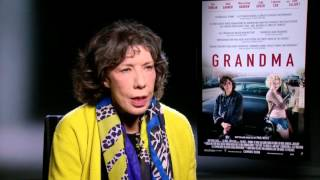 Nonton Grandma  2015    Exclusive Interview With Lily Tomlin    Paul Weitz Film Subtitle Indonesia Streaming Movie Download