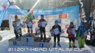 HEAD Vitalini Cup, 21.1.2017