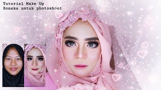 Video TUTORIAL MAKEUP BONEKA UNTUK PHOTOSHOOT MP3, 3GP, MP4, WEBM, AVI, FLV Januari 2019