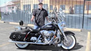 5. Pre-Owned 2004 Harley-Davidson Road King Classic