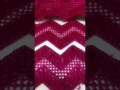 Renda Guipure Pink 07CM Kit com 26 Metros