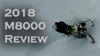 4. 2018 ARCTIC CAT M8000 REVIEW