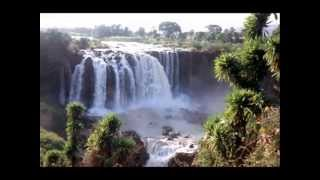 Tis Abay  The  Ethiopian Blue Nile Falls ጢሥ አባይ