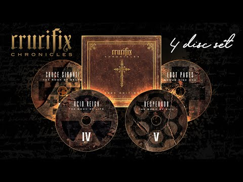 "CRUCIFIX – ""Life Is Good"" (Feat. Bubba Sparxxx & Nappy Roots)"